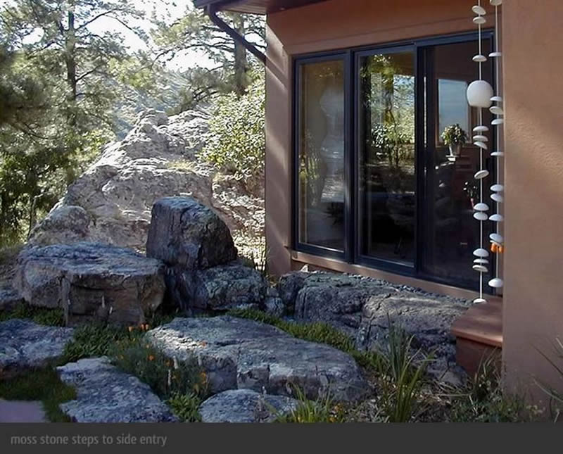 Charles Seha Professional Landscape Designer in Rochester, Minnesota -  Large Landscape Stones and Stone Placement for Homes and Businesses
