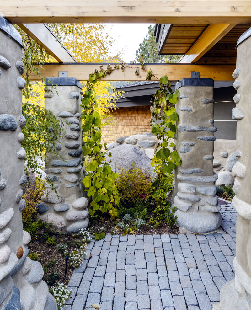 Charles Seha Professional Landscape Designer in Rochester, Minnesota -  Home and Office Entries